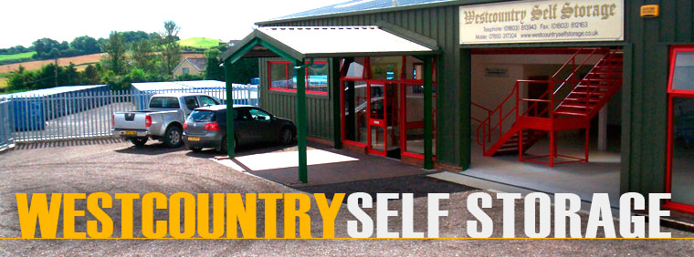 WESTCOUNTRY SELF STORAGE DEVON